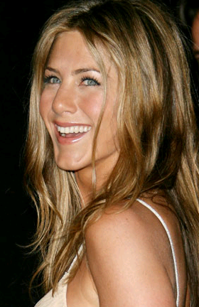 Jennifer Aniston - cabellera hermosa despues de los 40