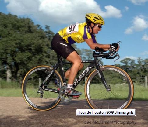 Laura Elizondo - ciclista mexicana