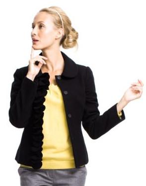 El saco o chaqueta