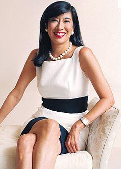 Andrea Jung: Directora Ejecutiva de AVON