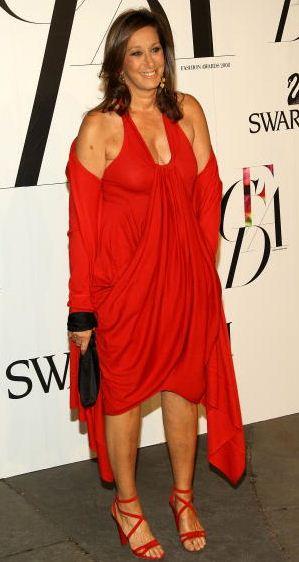 Donna Karan: Diseñadora de modas norteamericana