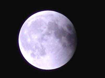 Cuando la luna se pone redondota for Cuando es luna llena