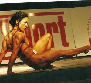 Ruth García, entrenadora personal