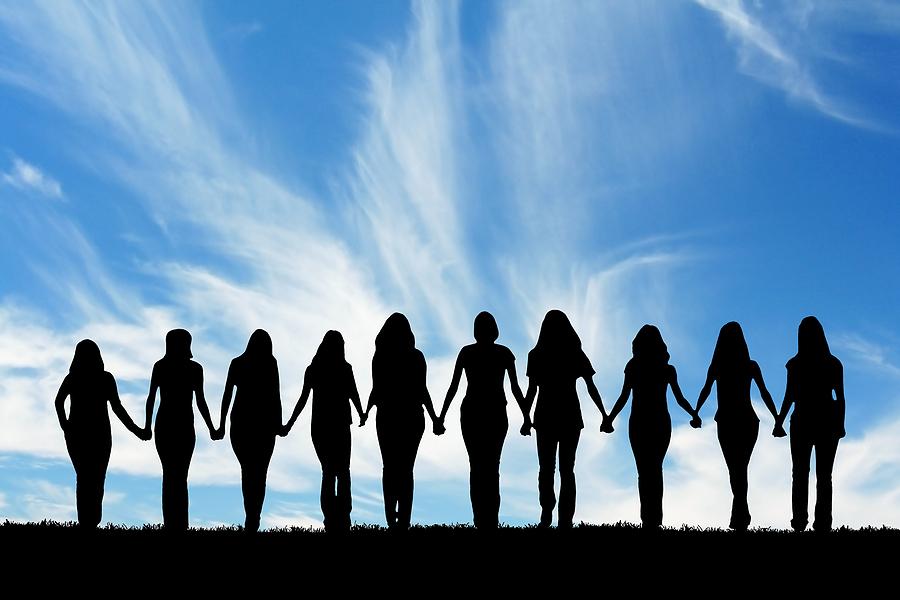 Somos 100,000 corazones femeninos